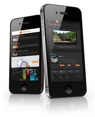site internet responsive